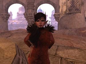 Khivar rusty gown_005
